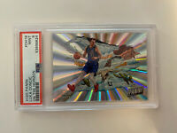 2019-20 Panini On The Horizon #OH18 Luka Doncic Dallas Mavericks PSA 9 MINT