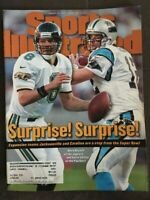 MARK BRUNELL, KERRY COLLINS - SPORTS ILLUSTRATED - JANUARY 13, 1997