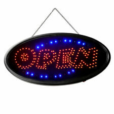 Ultra Bright Led Neon Open Business Sign Light Animated Motion with On/Off