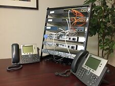 NEW CISCO  R&S - VOICE - SECURITY -  CCNA v3.0 - CCNP v2.0 LAB KIT