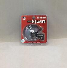 Atlanta Falcons NFL Riddell Pocket Pro Chrome Helmet