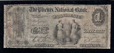 Providence, RI, Ch# 948, $1.00 Series 1875, 4 - Aces Reported, Blue End Paper!