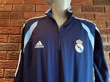 Rare Real Madrid Adidas Tracksuit Top. Size 44/46