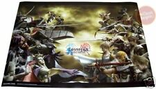 DISSIDIA FINAL FANTASY =POSTER= Firion Cloud ++more NEW