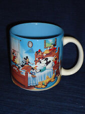 Disney Mug MICKEY MOUSE THROUGH THE YEARS Japan