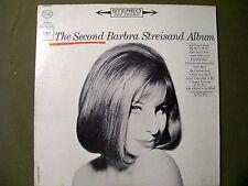 Barbra Streisand The Second Album COLUMBIA CS 8845 Record