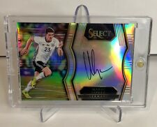 RARE Mario Gomez Panini Germany On Card Autographed Soccer Card Bayern Munich