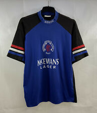 More details for rangers training football shirt 1994/95 adults large adidas d222