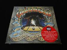 Grateful Dead Crimson White & Indigo JFK Philadelphia PA 7/7/1989 1 DVD + 3 CD
