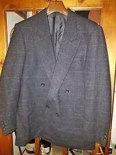 "Odermark for Robert Old & Co - Gents Jacket - Chest 46"" - Grey Herringbone"