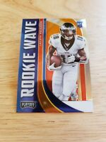 Jalen Reagor (Rookie Wave) - 2020 Panini Playoff - NFL Football Card RC