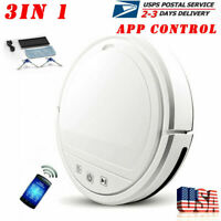 URLWALL Robot Vacuum Cleaner Automatic Smart Mapping Robotic for Floors & Carpet