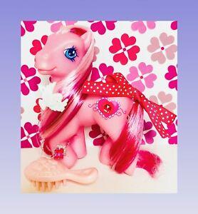❤️My Little Pony G3 Valenshy Jewel Valentine's Day Exclusive Friendship Ball❤️