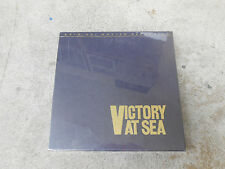 RICHARD ROGERS-VICTORY AT SEA-3 LP BOX-VINYL-MFSL 3 150-AUDIOPHILE-SEALED-NEW