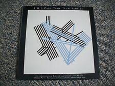 ZTT - IQ6 - Zang Tumb Tuum Sampled - UK Import LP FGTH  Art of Noise  Propaganda