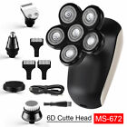 Best Bald Head Shaver Trimmer Smooth Skull Corded Cordless 6D Hair Remover L6923