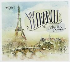 VIVE LA FRANCE! LA PLUS BELLE MUSIQUE 6 CD NEU