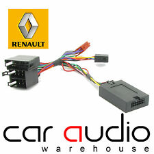 Renault Megane 2000-2005 PIONEER Car Stereo Radio Steering Wheel Interface
