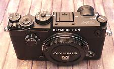 Olympus Pen F mit Olympus FL 14 Blitz ! Kaufbeleg vom 15.3.2017
