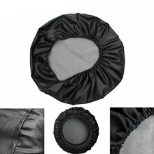 14'' Soft Spare Tire Cover All Cars Tyre Diameter Weather Resistant Wheel Covers