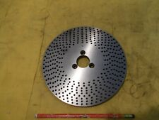 2 Sided Index Plate 1 18 X 7 14 Dividing Head Indexer Rotary Table Spacer