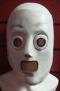 Corey Taylor AHIG Latex Mask Slipknot Fancy Dress Costume Halloween Outfit