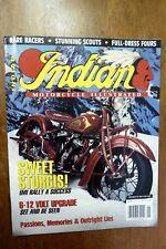 Indian Motorcycle Illustrated Magazine January 1995