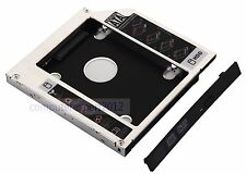 2nd Hard Drive HDD Caddy Adapter for HP EliteBook 8460p 8470p 8560p 8570p 8760p