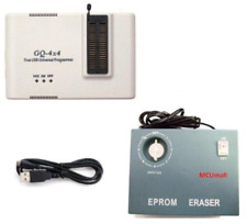 GQ PRG-109 GQ-4X V4 (GQ-4X4) Universal EPROM Programmer + EPROM UV Eraser