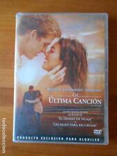 DVD LA ULTIMA CANCION - MILEY CYRUS, GREG KINNEAR - EDICION DE ALQUILER (H6)
