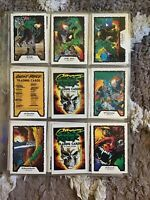 1990 Comic Images Marvel Ghost Rider Series 1 Lot Of 31
