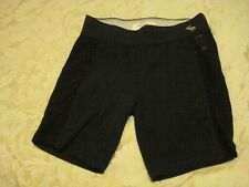 LADIE'S / GIRL'S ABERCROMBIE & FITCH SHORTS/YOGA SHORTS WITH LACE - SIZE XS