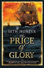 SETH HUNTER ___ THE PRICE OF GLORY ____ BRAND NEW ___ FREEPOST UK