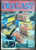 The Diecast Collector Magazine January 1998 The ERF Kleer Vue Cab Eddie stobart