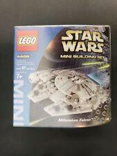 Rare Lego Star Wars Mini Millenium Falcon 4488 New Sealed