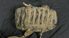 Marine Corps Assault Pack, Day Pack, Backpack, ILBE Pack, Book Bag, Hiking Pack