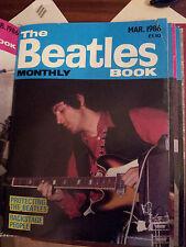 The Beatles Book Monthly Magazine No. 119 Mar 1986