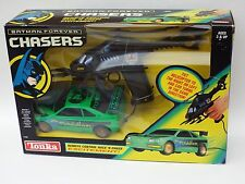 Batman Forever Chasers Car & Helicopter Remote Control Race & Chase Set Tonka