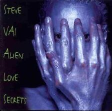 Alien Love Secrets by Steve Vai (CD, Apr-1995, Relativity (Label))