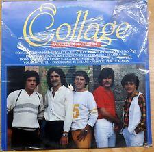 COLLAGE RACCOLTA DI SUCCESSI VOL. 2 CONCERTO D'AMORE LP SEALED 1987 ITALY
