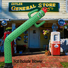 20ft cactus Inflatable Advertising Air Wind Tube Puppet Sky Wavy Man Dancer