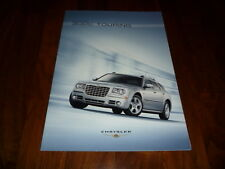 Chrysler 300 C Touring Prospekt 08/2007