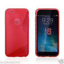 Cover e custodie rosso con un motivo, stampa per cellulari e palmari Apple