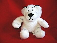 "White Tiger Plush stuffed 6"" Fiesta toy 2001 Cheers Boston TV Series 2001"