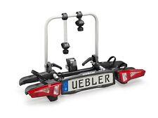 Uebler F24  leichter Kupplungsträger  2Räder  Fahrradträger faltbar Heckträger