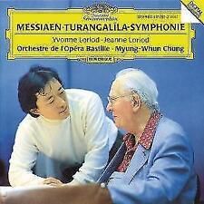 Turangalila-Sinfonie von CHUNG,OOB,Loriod (1991)