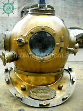 Diving Helmet Mark V Deep Sea US Navy Marine Divers best vintage helmet on sale