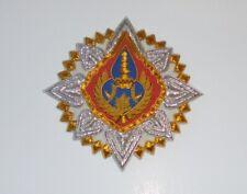 Royal Thai Thailand Crown Military Order Merit Officer Uniform Medal Orden Award