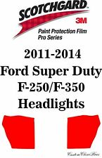3M Scotchgard Paint Protection Film Pro Series 2012 2013 2014 Ford F-250 F-350