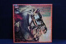 LP: Beethoven Sonates pour Piano & Violon Yehudi & Hephzibah Menuhin Emi